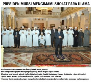 Picture by: Indonesia Loves Dr. Muhammad Mursi